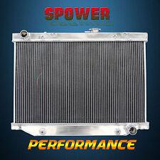 Aluminum Radiator For Toyota Landcruiser 100 Series 6cyl Diesel 4.2L 4.5L 98-07