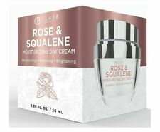 CLAIR BEAUTY Rose & Squalene Anti-Aging Day Cream Wrinkle Reducing Replenishing