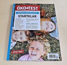 ÖKO - Test 2018 Sonderheft STARTKLAR Ratgeber Kinder & Familie  ungelesen