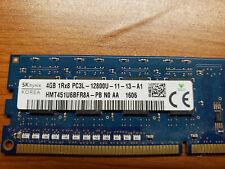 SK Hynix HMT451U6BFR8A-PB PC3L-12800U 1Rx8 Desktop Memory