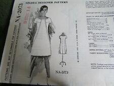 vintage Spadea  pattern SS dress by Irene Gilbert 14 (1965)