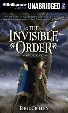 The Invisible Order Book #1 by Paul Crilley MP3-CD 7 hours
