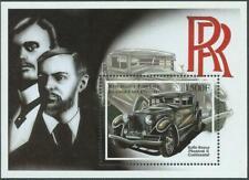 COMOROS - 1998 'ROLLS ROYCE' Miniature Sheet MNH [A5446]