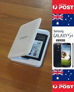 Retail White Charger Dock Kit for Samsung Galaxy S4 With Replacement Battery