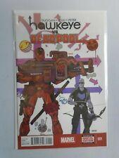 Hawkeye vs. Deadpool #1A (2014) NM