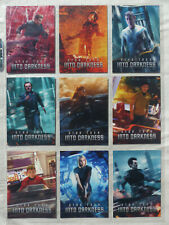 Star Trek Movies Collectors Set trading cards Into Darkness preview STDI1 - 9