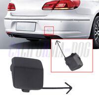 Primed Rear Bumper Tow Eye Hook Cover For VW Volkswagen Passat CC 2009-2012