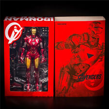 MARVEL HC IRON MAN MARK VI MK6 1/6TH SCALE COLLECTIBLE ACTION FIGURE BOX PACKED