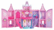 Barbie The Princess & The Popstar Musical Light-up Castle X4315 New Retired
