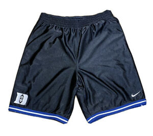 Vintage 2000s Nike Team University Of Duke Blue Devils Reversible Shorts Size M