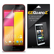 2X EZguardz LCD Screen Protector Cover HD 2X For HTC Butterfly 2 (Ultra Clear)