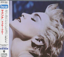 Madonna True Blue Remastered Japan Forever Young CD New/Sealed
