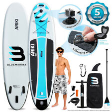 SUP Board aufblasbar Stand Up Paddle Surfboard Kajak ARIK mit Zubehör - Miweba