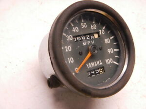 RPM METER CLUSTER YAMAHA RD250 RD 350 RD400 SPEEDOMETER /& TACHOMETER SET