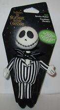 Disney Nightmare Before Christmas JACK Spooky Shaker Tremblotin Macabre Vibratin