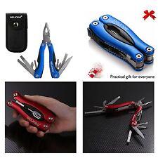 Pince Outil Multifonction avec étui, couteau, pince, scie... Pocket Multi-Tools