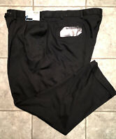 BRAGGI * Mens Black Casual Pants * Size 50 x 30 * NEW WITH TAGS
