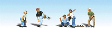 Woodland Scenics # 1869 Baseball Players - Scenic Accents(R) Ho Mib