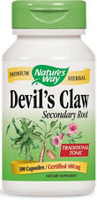 Devil's Claw Secondary Root - 100 Capsules - Nature's Way