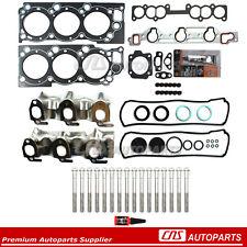 FOR 88-95 TOYOTA PICKUP 4RUNNER T100 SOHC V6 ENGINE HEAD GASKET & BOLT KIT 3VZE