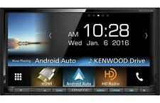 "Kenwood DDX9703S 2 DIN DVD/CD Player 6.95"" LCD Android iPhone HD Radio Bluetooth"
