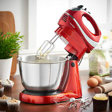 Mixer Hand Held Blender Food Cake Beater Kitchen Machine New Modern