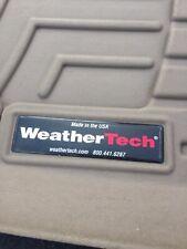 WeatherTech Floor Mats FloorLiner for Mercedes ML-Class- 2007-2012 - Tan
