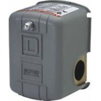 Square D FHG12J52XBP Air Compressor Pressure Switch