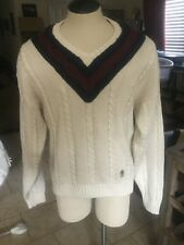 Vintage Tommy Hilfiger Sweater 90s Men's Size XL Good Condition
