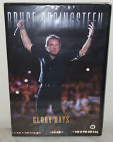 DVD BRUCE SPRINGSTEEN - GLORY DAYS - NUOVO NEW