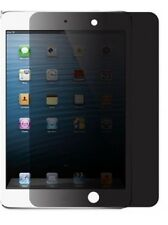 Privacy Anti-Spy Screen Protector Guard Shield for iPad Mini 2 3 Air 2 + LED Pen