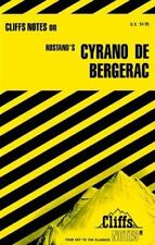CliffsNotes on Rostand's Cyrano de Bergerac by Cliffs Notes Staff,PB