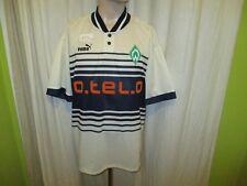 "Werder Bremen Original Puma Auswärts Trikot 1997/98 ""o.tel.o"" Gr.XXL Neu"