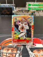 2020 Panini Donruss Optic Wave #26 BAKER MAYFIELD /199 Prizm BROWNS 2nd Year