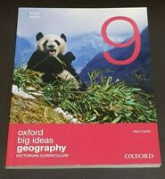 Oxford big ideas geography 9 Victorian Curriculum Text Book by Mark Easton