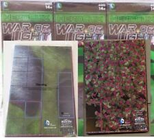 Heroclix 2013 War of Light  OP Maps  ODYM/SPACE sealed!  & BLACK MERCY used