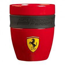 Scuderia Ferrari Red Shield Stoneware Coffee Mug with Silicon Grip