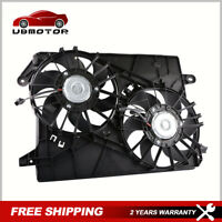New Radiator Condenser Cooling Fan ASSY For Chrysler 300 Dodge Charger 5137713AA