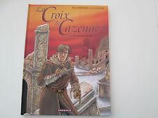 LA CROIX DE CAZENAC T3 EO2001 TBE/TTBE LE SANG DE MON PERE EDITION ORIGINALE