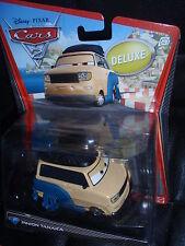 Disney Cars 2 Deluxe #7 PINION TANAKA