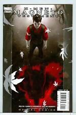 X-Men: Magneto Testament #1 November 2008 NM-