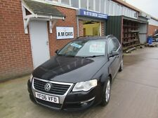 2006 VOLKSWAGON PASSAT SPORT ESTATE 2.0 TURBO DIESEL IN METALLIC BLACK