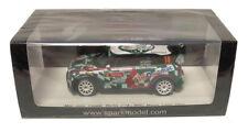 Spark Mini John Cooper Works WRC #14 Monte Carlo 2012 - P Nobre 1/43 Scale