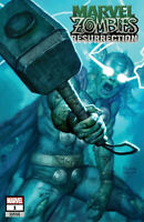 MARVEL ZOMBIES: RESURRECTION #1 (RYAN BROWN THOR EXCLUSIVE VARIANT)