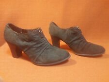 GEORGE Shoe Style Zinn Black Suede Pumps Women's  Size 10