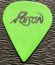 POISON #1 ONE SIDED TOUR GUITAR PICK