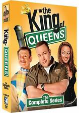 THE KING OF QUEENS 1-9 (1998-2007): COMPLETE TV Series Seasons - NEW US Rg1 DVD
