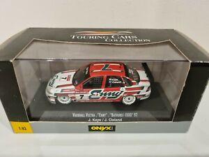 Onyx Vauxhall Vectra Bathurst 1997 Keye/Cleland 1:43