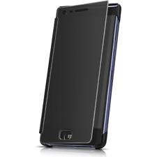 Genuine Oficial BlackBerry Motion Peep Proof Teléfono Inteligente Cubierta Estuche Abatible de privacidad