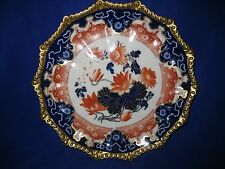 Antique Aynsley Imari Gilt Cabinet Plate